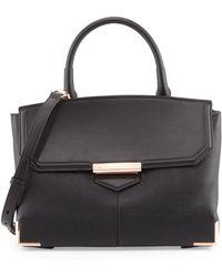 Alexander Wang Marion Leather Shoulder Bag - Lyst