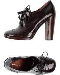 Marc By Marc Jacobs Lace Up Shoes - Lyst