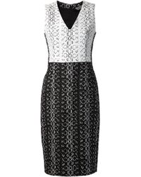 Reed Krakoff Printed Dress - Lyst