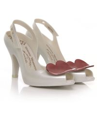 Melissa Lady Dragon Heart Shoes - Lyst