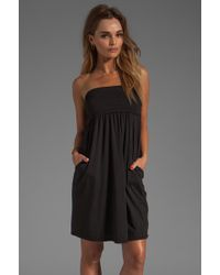 Velvet By Graham & Spencer Gauzy Whisper Alia Dress - Lyst