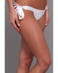 Cosabella Fetherston Thong - Lyst