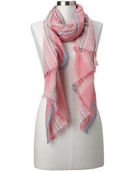 Gap Vertical Stripe Scarf - Lyst