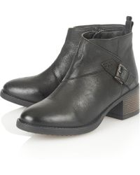 Lotus | Izzie Ankle Boots | Lyst