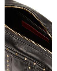 Valentino Dot Com Studded Leather Shoulder Bag - Lyst