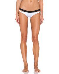 CA By Vitamin A - Gypsy Cutout Bikini Bottom - Lyst