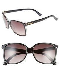 02d91c7d7d0 Von Zipper - Vonzipper  castaway  58mm Sunglasses - Lyst