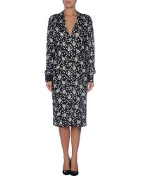 Emanuel Ungaro 3/4 Length Dress - Lyst