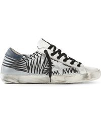 Golden Goose Deluxe Brand 'Superstar' Sneakers - Lyst