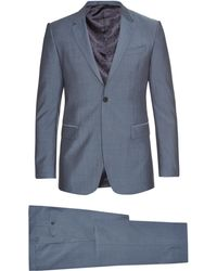 Paul Smith Byard Wool And Mohair-Blend Suit blue - Lyst