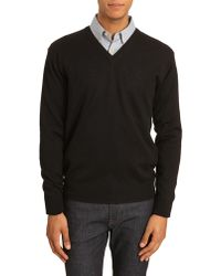 Menlook Label Tom Black Sweater - Lyst