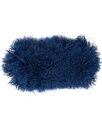 House of Holland - Mongolian Shearling Snood - Lyst