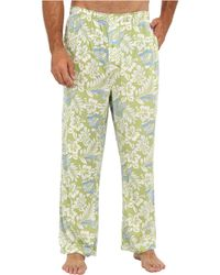 Tommy Bahama Big Tall Printed Cotton Modal Lounge Pant - Lyst