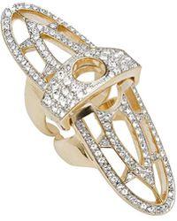 CC Skye Renaissance Ring - Lyst