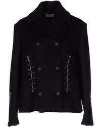 Balenciaga Blazer black - Lyst