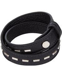 Fendi - Wrap Stud Bracelet - Lyst