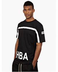 Hood By Air Men'S Black House Of Flies T-Shirt - Lyst