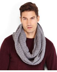 Bickley + Mitchell - Bickley  Mitchell Distressed Knit Infinity Scarf - Lyst