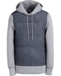 Neil Barrett Sweatshirt gray - Lyst