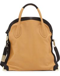 Foley + Corinna Framed Convertible Tote Bag - Lyst