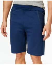 Calvin Klein | Performance Space-dyed Shorts | Lyst