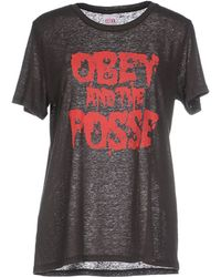 Obey | T-shirt | Lyst