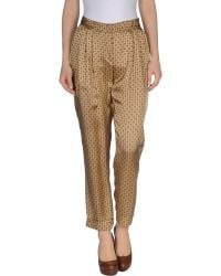 Paul & Joe Casual Pants - Lyst