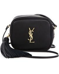 ysl bags cheap - yves saint laurent logo-embellished crossbody bag, ysl y satchel