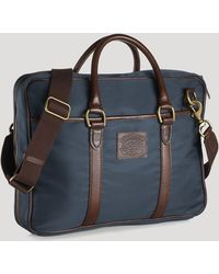 Ralph Lauren Polo Nylon Commuter Bag - Lyst