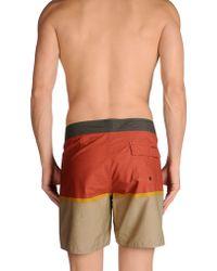 Brixton - Beach Trousers - Lyst
