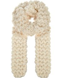 Wool And The Gang - Yummy Scarf Knitting Kit - Lyst