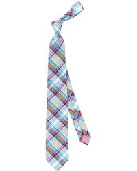 Thomas Pink - Hayes Check Woven Silk Tie - Lyst