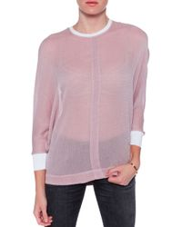 Helmut Lang Swift Top - Lyst