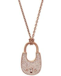 Michael Kors - Mkj4894791 Ladies Necklace - Lyst