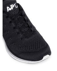 Apl   'techloom Pro' Knit Sneakers   Lyst