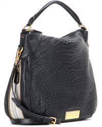 Marc By Marc Jacobs Billy Textured Leather Tote - Lyst