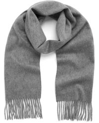 Mulberry | Classic Cashmere Scarf | Lyst