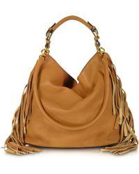 Marni Fringe Shoulder Bag - Lyst