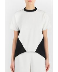 Paper London | Ophelia Crepe Top | Lyst