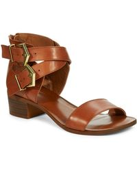 Seychelles Pardon My French Sandals - Lyst