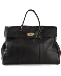 Mulberry Oversized Bayswater Bag - Lyst