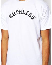 Crooks and Castles - Ruthless T-Shirt - Lyst