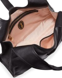 SJP by Sarah Jessica Parker - New Yorker Leather Hobo Bag - Lyst