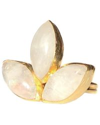 Toosis Marquise Moonstone Ring - Lyst