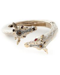 Roberto Cavalli 'Giraffe' Bracelet - Lyst