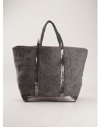 Vanessa Bruno Sequin Shopper - Lyst