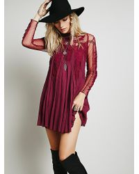 Free People Write About Love Dress - Lyst