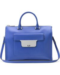 Milly Isabella Large Tote - Lyst