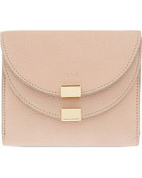 chloe bags replica - small georgia bag in nappa lambskin \u0026amp; small grain calfskin