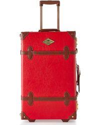 Neiman Marcus - Red Entrepreneur Stowaway Case - Lyst